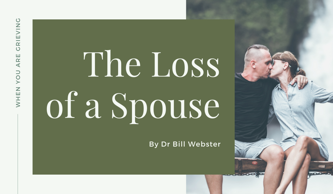 The Loss of a Spouse